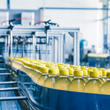 Drinks production plant. In China royalty free stock image