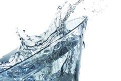 Drinks splash Stock Image