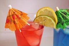 drinksommar Arkivbild