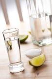 drinktequila Arkivbilder
