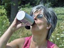 Drinkwater Stock Foto