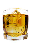 drinkwhiskey Royaltyfria Foton