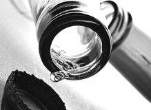 Dripping Bottle Abstract Stock Images