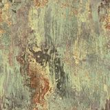 Dripping paint texture. Green and brown dripping paint texture computer generated Stock Photography