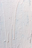 Drips of paint. On a wall Royalty Free Stock Image