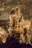 Dripstone cave Stock Photo