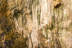 Dripstone grotta Royaltyfri Fotografi