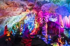 Dripstone grotta Royaltyfria Foton
