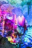 Dripstone grotta Arkivbilder
