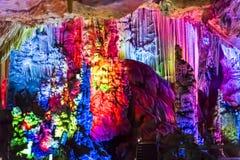 Dripstone Höhle Lizenzfreie Stockfotografie