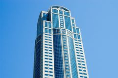 Dritter Alleen-Turm - Seattle, Washington Stockfotos