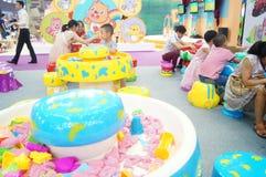 Drittes internationales Markengenehmigen Shenzhens und Ableitungen Ausstellung Lizenzfreie Stockbilder