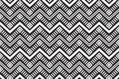 Drittes Zigper-Monochrom-Muster stockbild