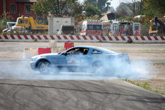Driva för bil Royaltyfria Bilder