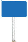 Drive πινακίδα σημαδιών πληροφοριών κατεύθυνσης οδικών συνδέσεων αυτοκινητόδρομων Στοκ Εικόνα