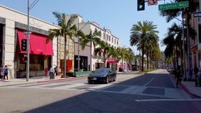 Drive ροντέο στο Μπέβερλι Χιλς - κατάστημα Cartier - ΛΟΣ ΑΝΤΖΕΛΕΣ, ΗΠΑ - 1 ΑΠΡΙΛ φιλμ μικρού μήκους