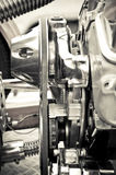 Drive belt Royalty Free Stock Images