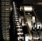 Drive chain Stock Image