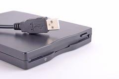 Drive de disquetes Fotografia de Stock
