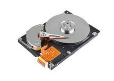 Drive del hard disk interno Fotografia Stock Libera da Diritti
