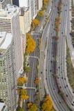 Drive Lakeshore στο Σικάγο στοκ εικόνα με δικαίωμα ελεύθερης χρήσης