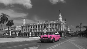 Drive pink royalty free stock photos