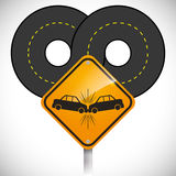 Drive Safety Royalty Free Stock Images