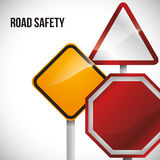 Drive Safety Stock Image