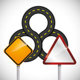 Drive Safety Royalty Free Stock Image