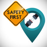 Drive Safety Stock Photo