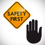 Drive Safety Royalty Free Stock Photo