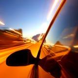 drive speed Στοκ φωτογραφίες με δικαίωμα ελεύθερης χρήσης