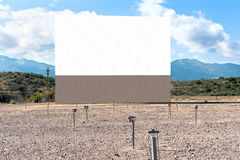 Drive in theater Stock Images