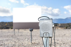Drive-in theater Stock Photos