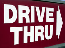 Drive Thru Stock Photos