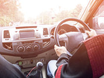 Drive Royalty Free Stock Images
