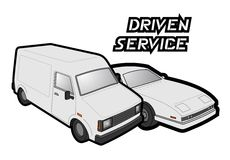 Driven service Stock Photography