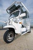 driven sol- tuc Arkivbild