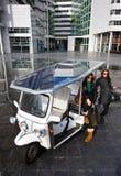 driven sol- tuc Royaltyfri Foto
