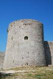 Drivenik城堡 库存图片