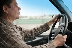 Driver Royalty Free Stock Image