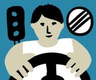 driver Στοκ Εικόνα