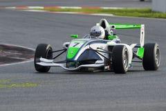 Driver Aleks Karkosik.  Championnat de France F4 Stock Photos