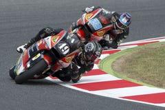 Driver Alex Pons. AGR Team. Stock Images