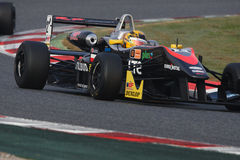 Driver Artur JANOSZ. Euroformula Open. Stock Photo
