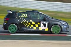 Driver Arturo Espuny. GT Cup Royalty Free Stock Image