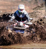 The driver ATV royalty free stock images