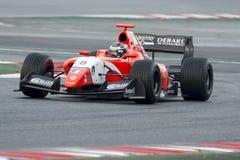 Driver Aurelien Panis.  Formula V8 3.5 Stock Photography