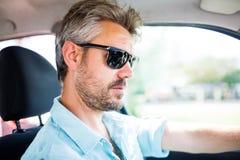 The driver Stock Photos