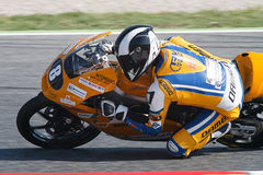 Driver Boerboom, Jorel. Team RV Racing. FIM CEV Repsol Royalty Free Stock Photography